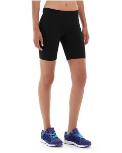 Echo Fit Compression Short-28-Black